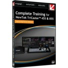 Complete Training for NewTek TriCaster 455 and 855 (On Demand)