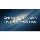 Getting Started with OS X Mountain Lion