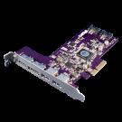 FASTA-6GU3 Pro Combo Host Adapter