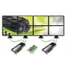 NVIDIA Quadro K5000 Ultra-High Res Video Wall Kit