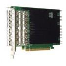 Intel Based 10Gb PCI Express 6 Port Optical SR 82599 Server Adapter